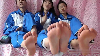 Asian Feet POV