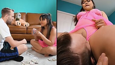 TABOO GAMES WITH STEP-SISTER feat ASTRODOMINA