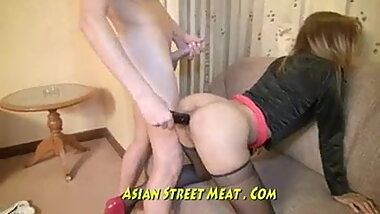 Sweet sperm spit ingesting, thai anal, pussy